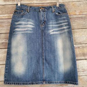 Vintage Ralph Lauren Knee Skirt